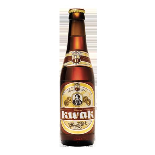 Bia Pauwel Kwak 8,4% – Chai 330ml – Thùng 24 Chai
