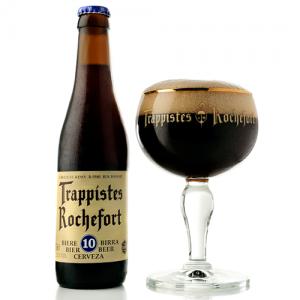Bia Rochefort 10 11,3% - Chai 330ml - Thùng 24 Chai
