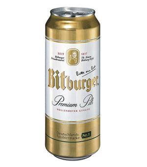 Cảm nhận về hương vị bia Bitburger thấy thế nào?