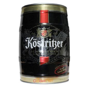 Bia Kostritzer 4,8% – Bom 5l – Bia Nhập Khẩu HCM