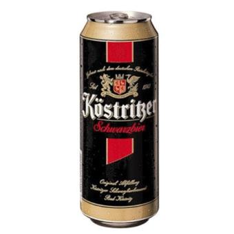 Bia Kostritzer 4,8% – Lon 500ml – Bia Nhập Khẩu HCM