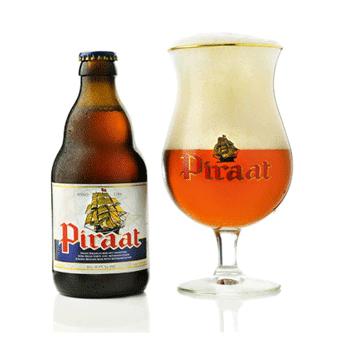 Bia Piraat 10,5% – Chai 330ml – Bia Nhập Khẩu