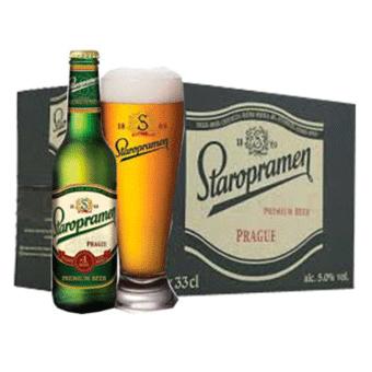 Bia Staropramen