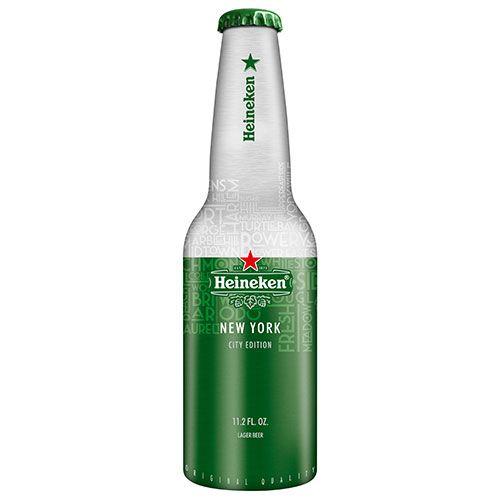 Bia Heineken Hà Lan Chai Nhôm 330ml – Bia Nhập Khẩu TPHCM