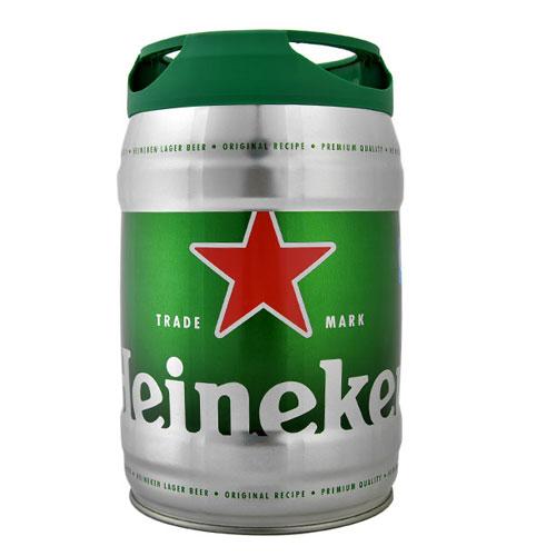 Bom bia Heineken