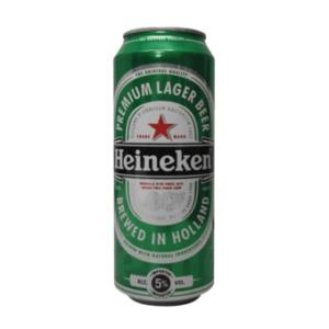 Bia Heineken Hà Lan 500ml