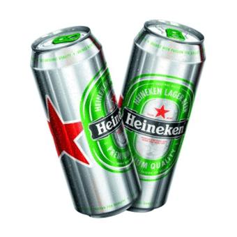 Bia Heineken Hà Lan 5% – Lon 250ml – Bia Nhập Khẩu