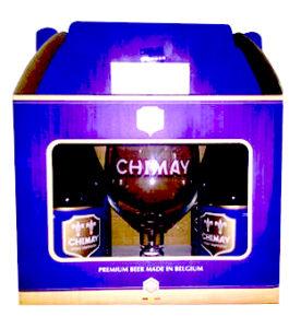 Bia Chimay Xanh