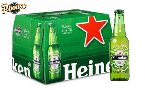 Bia Heineken Pháp 250ml