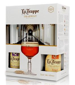 Bia La Trappe Qùa Tặng 8%