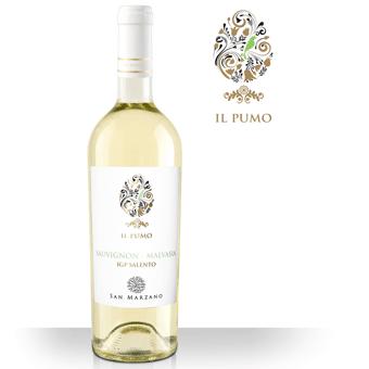 Rượu Vang IL Pumo White 12,5% – Chai 750ml – Rượu Vang Nhập Khẩu