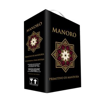 Rượu Vang Manoro 13,5% – Bịch 3000ml – Rượu Vang Nhập Khẩu