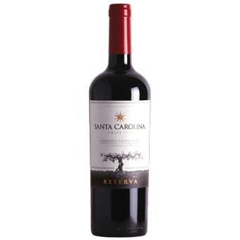 Rượu Vang Reserva Cabernet Sauvignon 13,5% – Chai 750ml – Rượu Vang Nhập Khẩu