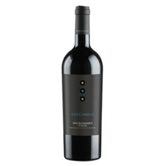 Rượu Vang Luccarelli Negroamaro 13,5% – Chai 750ml – Rượu Vang Nhập Khẩu
