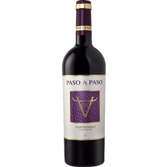 Rượu Vang Paso A Paso 14% – Chai 750ml – Rượu Vang Nhập Khẩu