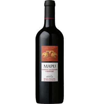 Rượu Vang Mapu Red 13% – Chai 750ml – Rượu Vang Nhập Khẩu