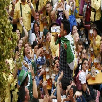 người Bỉ tiêu thụ bia nhiều nhất thế giới