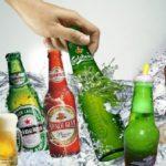 Uống Bia Lạnh Đúng Cách Cho Hương Vị Bia Đậm Đà Hơn