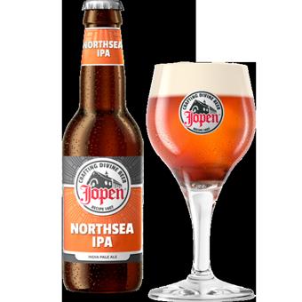 Bia Jopen Northsea IPA 6,5% – Chai 330ml – Bia Nhập Khẩu