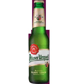 Bia Pilsner Urquell 5% – Chai 330ml – Bia Nhập Khẩu