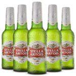 Bia Stella Artois Chai 330ml Giá Bán Bao Nhiêu?