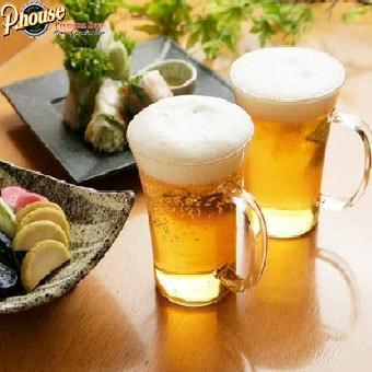 top 5 món nhậu với bia hơi