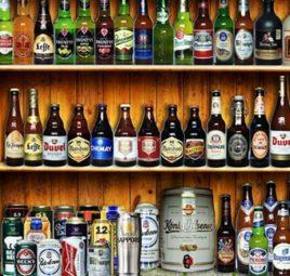 các loại bia ngoại nổi tiếng