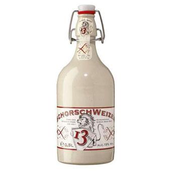 Bia Schorsch Weizen 13% – Chai 500ml – Bia Nhập Khẩu TPHCM