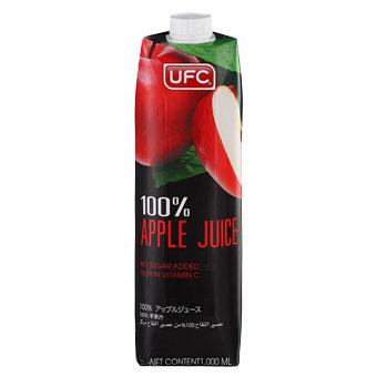 Nước Ép Táo 100% UFC – Nước Trái Cây Nhập Khẩu TPHCM