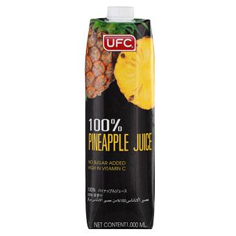 Nước Ép Thơm 100% UFC – Nước Trái Cây Nhập Khẩu