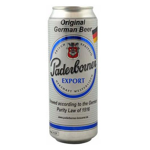 Bia Paderborner 5,5% – Lon 500ml – Bia Nhập Khẩu TPHCM
