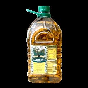 Dầu Ô Liu Sabroso - Chai 3 Lít