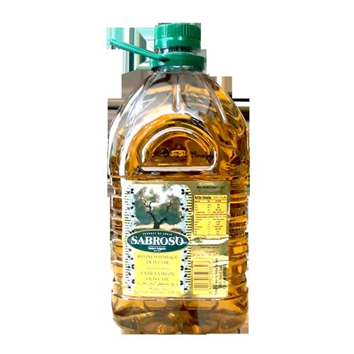 Dầu Ô Liu Sabroso – Chai 3 Lít