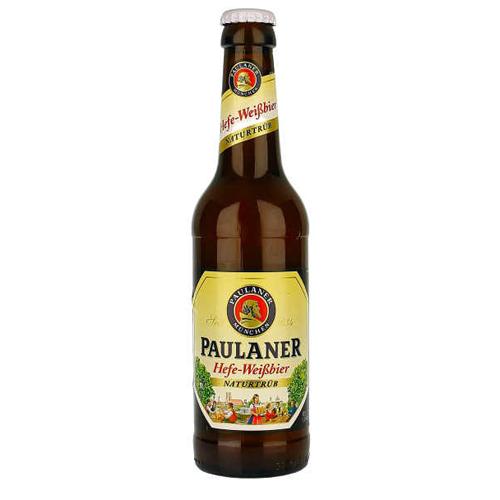 Bia Paulaner Hefe Weissbier 5,5% – Chai 330ml