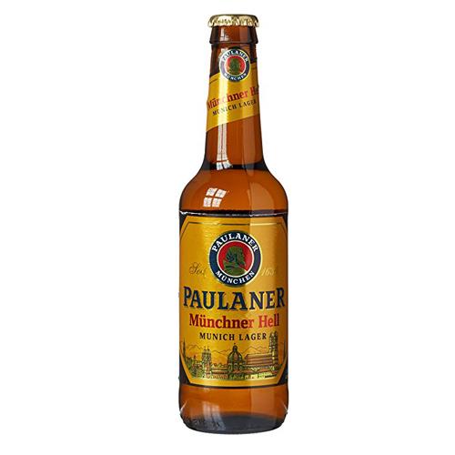 Bia Paulaner Munchner Hell 4,9% – Chai 330ml