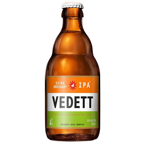 Bia Vedett IPA 5,5% – Chai 330ml