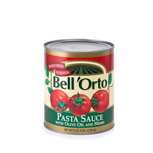 Sốt Mỳ Ý Bell'Orto – Hộp 2,98Kg