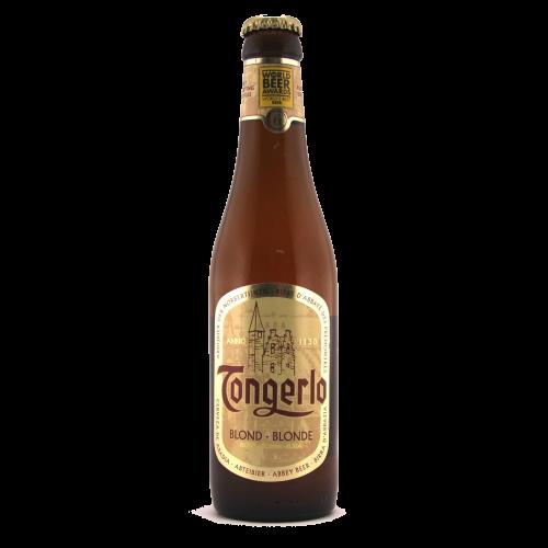 Bia Tongerlo Blonde 6% – Chai 330ml – Thùng 24 Chai