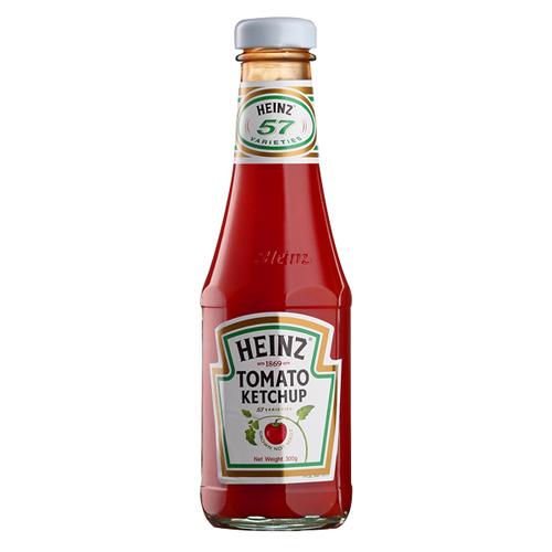 Tương Cà Heinz – Chai 300 Gram