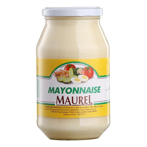 Sốt Mayonnaise Maurel – Hộp 465 Gram