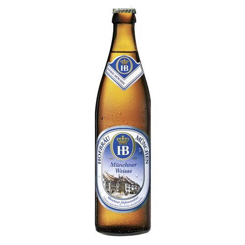 Bia Hofbrau Munchen Munchner Weisse 5,1% – Chai 500ml