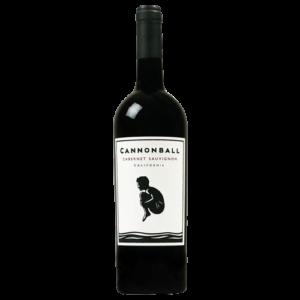 Rượu Vang Cannonball Cabernet Sauvignon 13,8% - Chai 750ml