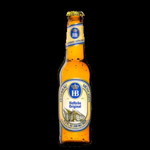 Bia HB Hofbrau Munchen Hofbrau Original 5,1% - Chai 330ml