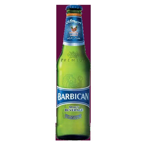 Bia Barbican Không Cồn Hương Dứa