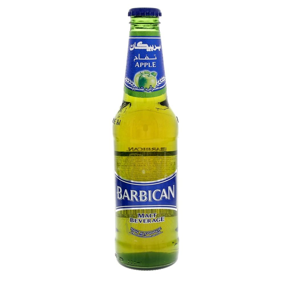 Bia Barbican Không Cồn Hương Táo