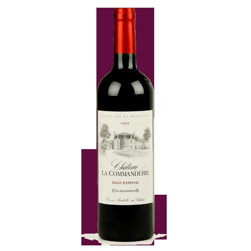 Rượu Vang Château La Commanderie Cru Bourgeois 13,5% – Chai 750ml