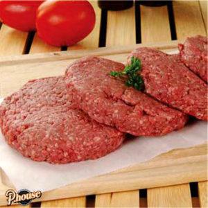 mua nhân burger bò làm sẵn