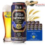 Dòng Bia Béo Oettinger nhập khẩu từ Đức có những đặc điểm đặc trưng nào?