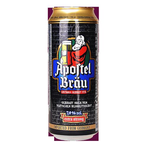 Bia Apostel Brau Extra Strong