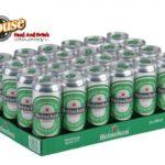 Bia Heineken 500ml Giá Bao Nhiêu Năm 2018